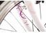 s'cool chiX pro 20-3 Rower dziecięcy  fioletowy/biały